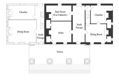 House Plans South Bend Indiana besides 2 Story Contemporary House Plans besides The Romans Housing in addition Palmetto additionally House Floor Plans With Dimensions Single Floor House Plans Db8d58a840e549be. on single floor mansion